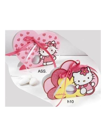 Astuccio pvc e glitter Hello Kitty
