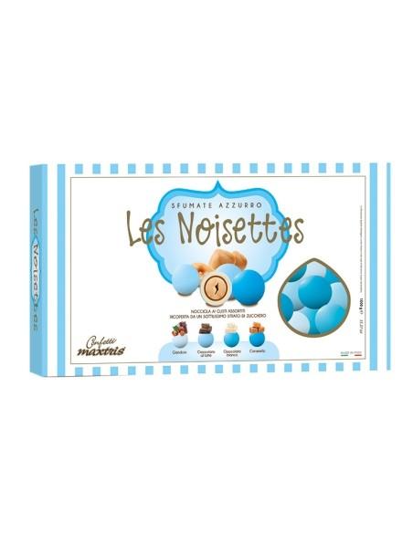 Confetti Maxtris Nocciola Sfumati Azzurro