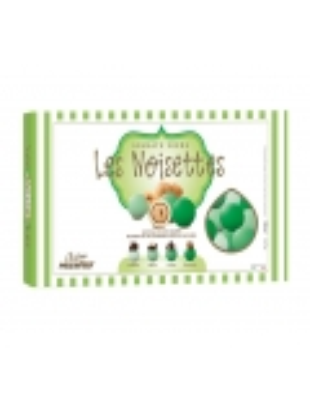 Confetti Maxtris Nocciola Sfumati Verde
