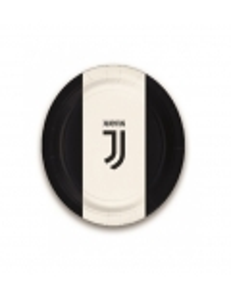 Piatti cm.18 Juventus