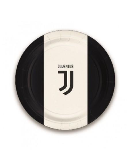 Piatti cm.23 Juventus