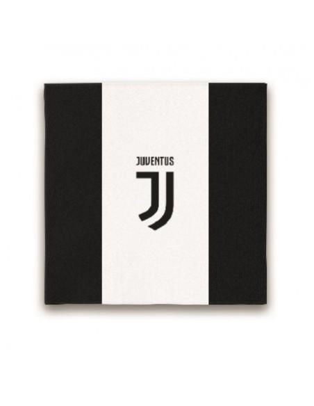Tovaglioli 33x33 Juventus