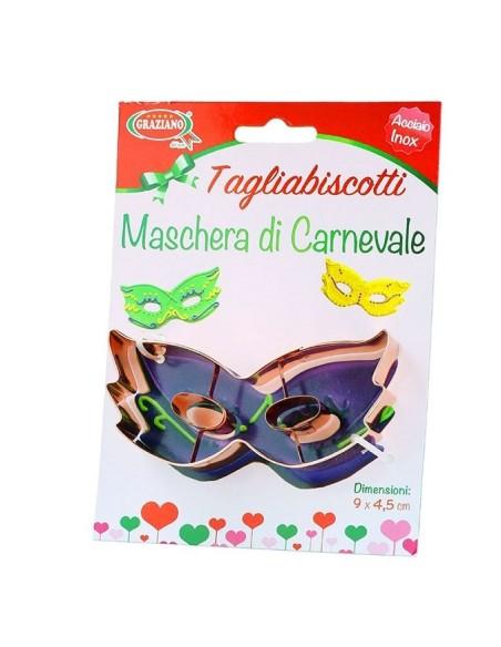 Tagliabiscotti Maschera di Carnevale