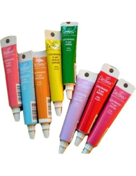 Coloranti Gel & Polvere